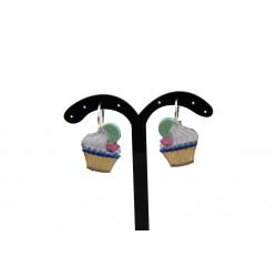 Cupcake (con o sin aros)