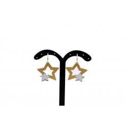 Double Star (con o sin aros)